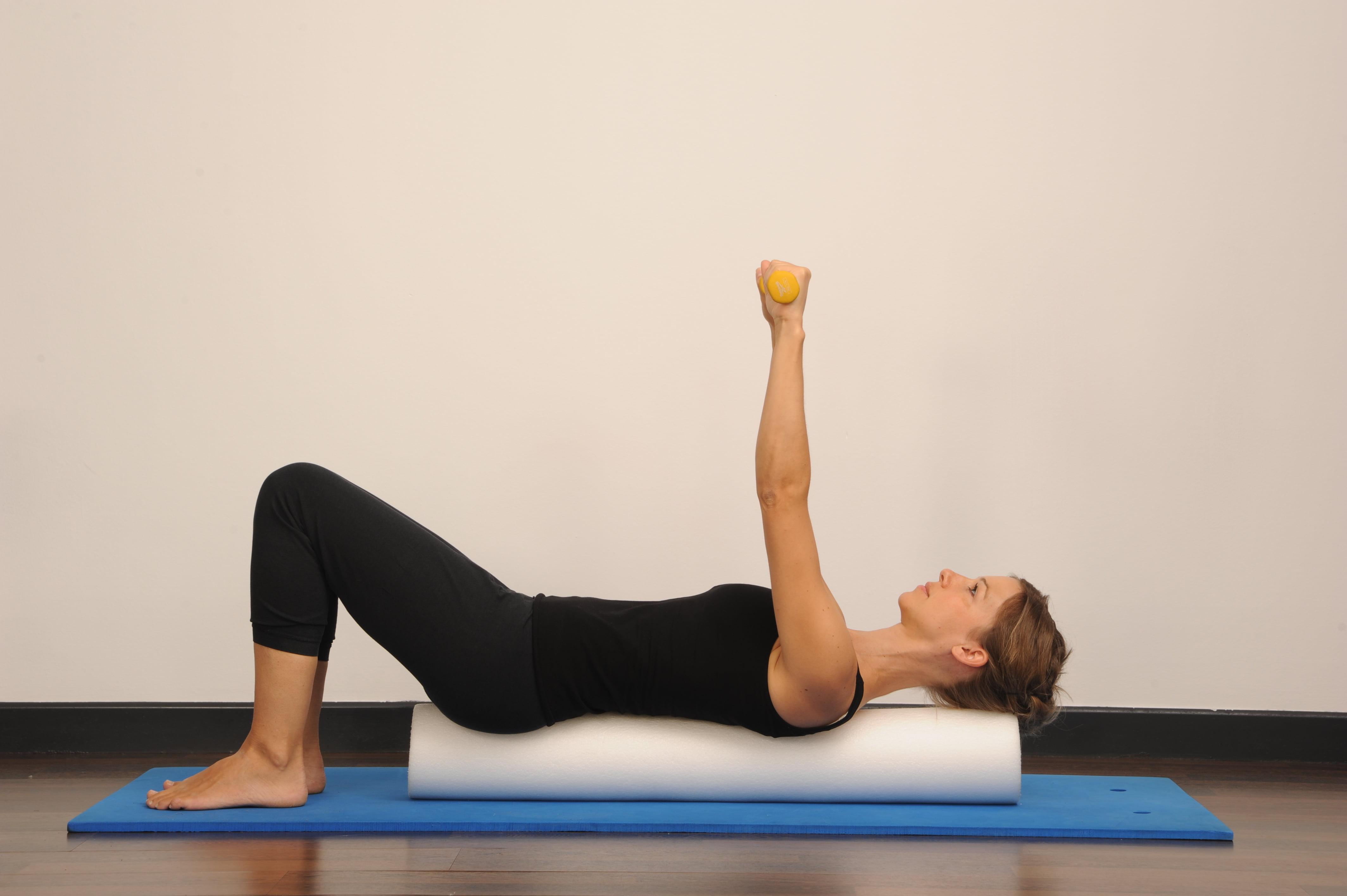 Prächtig Übungen Foam Roller oder Zylinder Pilates Studio & Klasse Dénia &EY_68