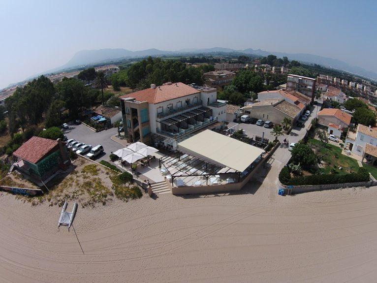 Noguera Mar Hotel instal·lacions