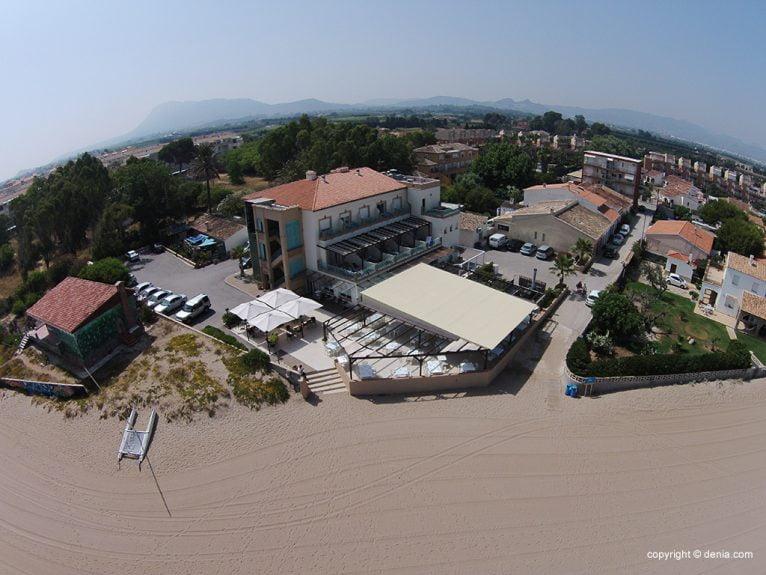 Noguera Mar Hotel - Playa en Dénia