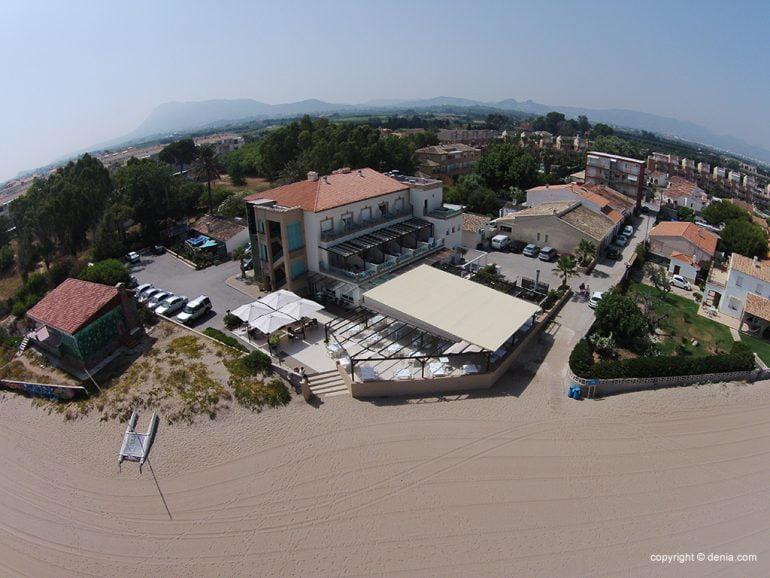 Noguera Mar Hotel - Platja a Dénia