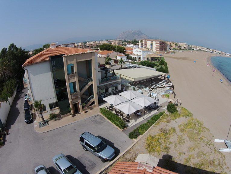 Noguera Mar Hotel - vistes aèries