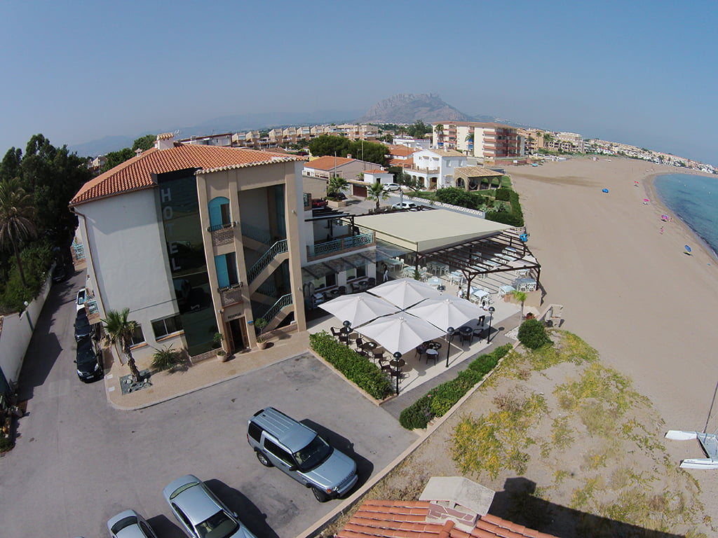 Noguera Mar Hotel - aerial views