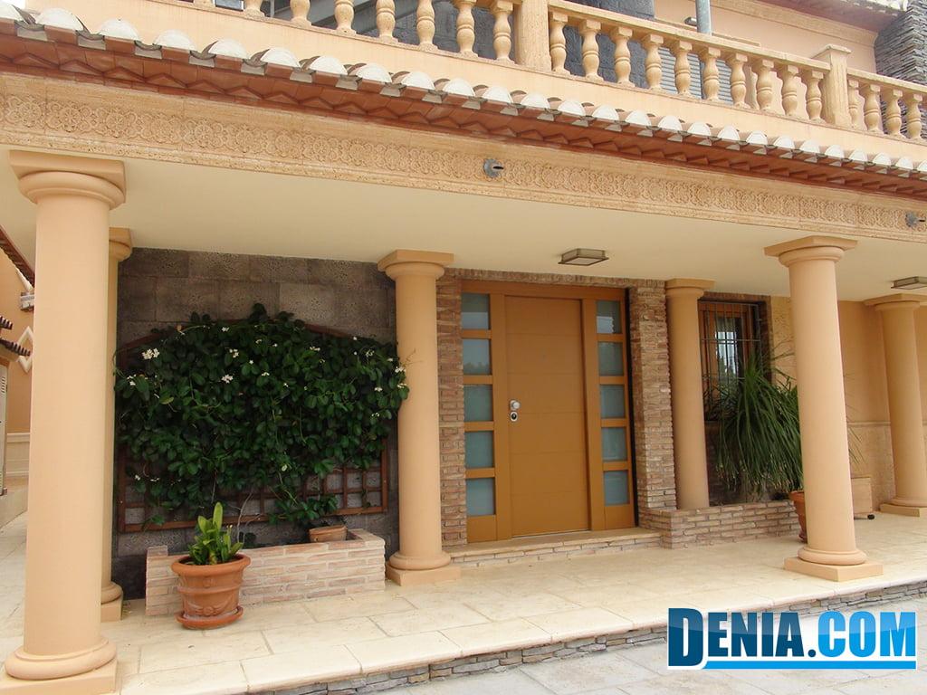 Jimenez service construcci n y reforma de fachadas y - Materiales de construccion para fachadas ...