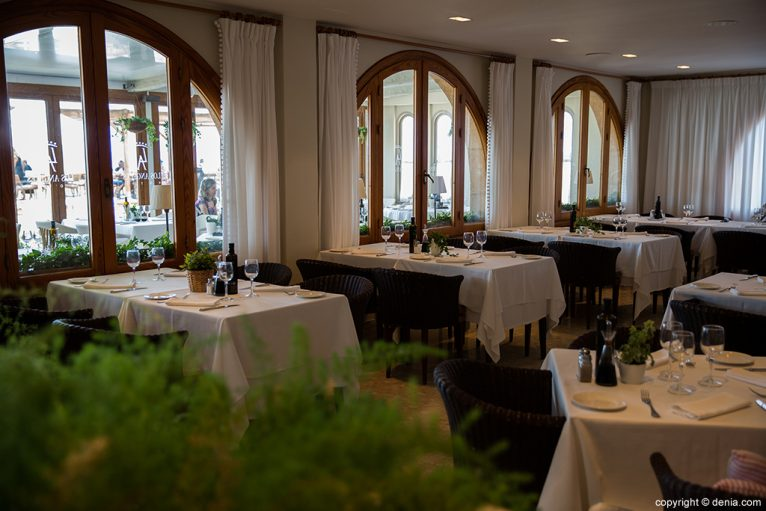 Restaurante Hotel los Ángeles