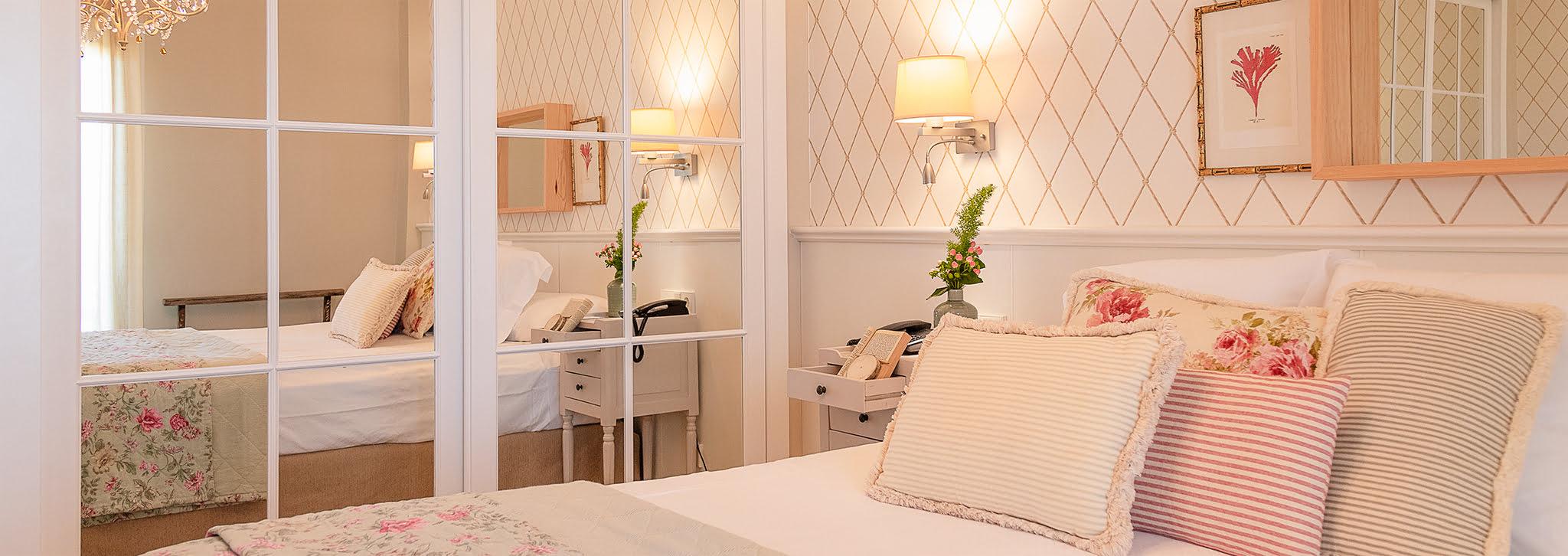 Dormitorios en Hotel Los Angeles