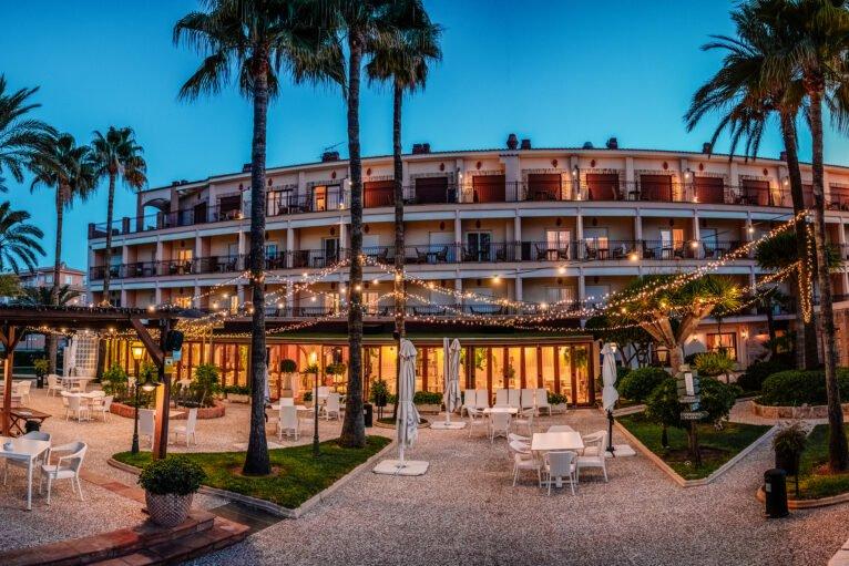 Hotel en Dénia - Hotel Los Angeles