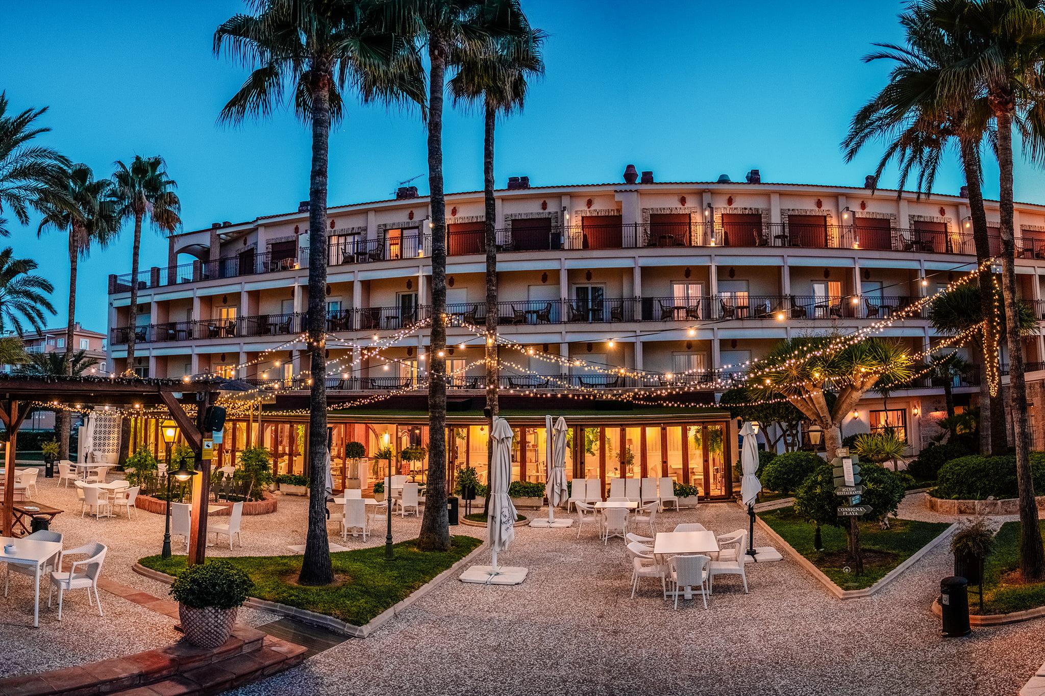 Hotel en Dénia – Hotel Los Angeles