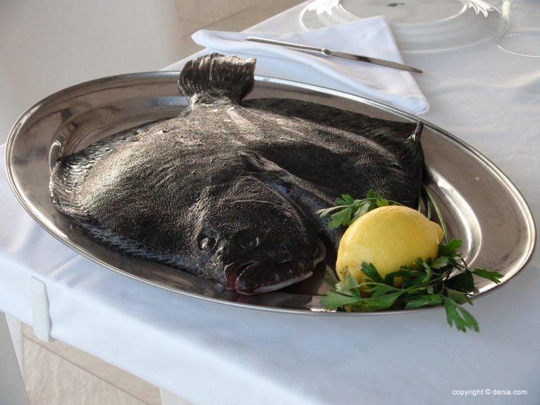 Noguera Mar Hôtel poisson frais