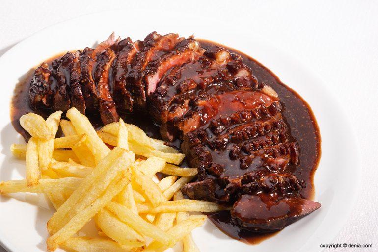 Sabrosa carne Sandunga 52