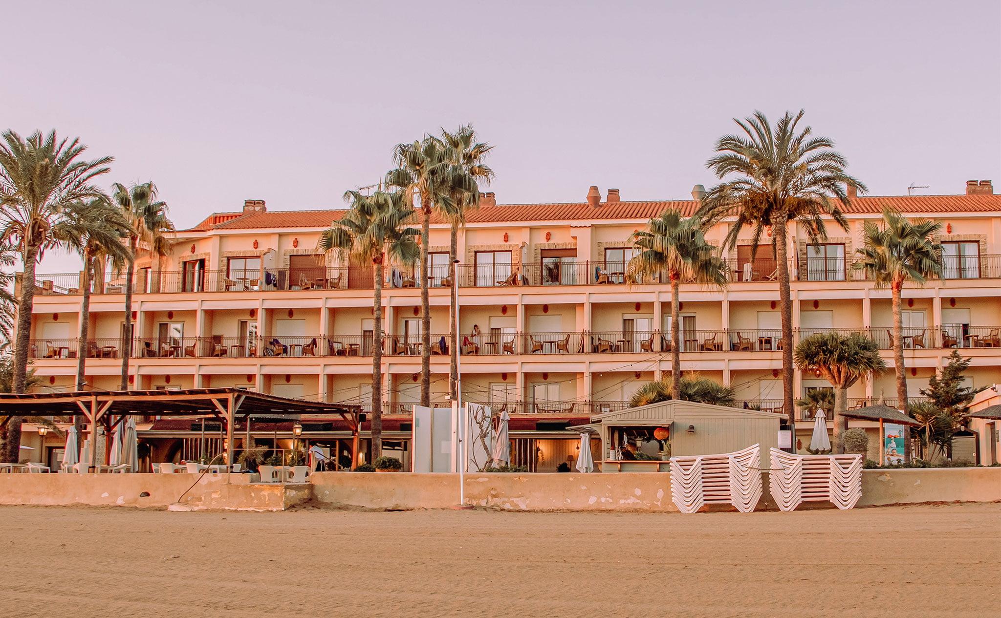 Sorteo de Hotel Los Ángeles