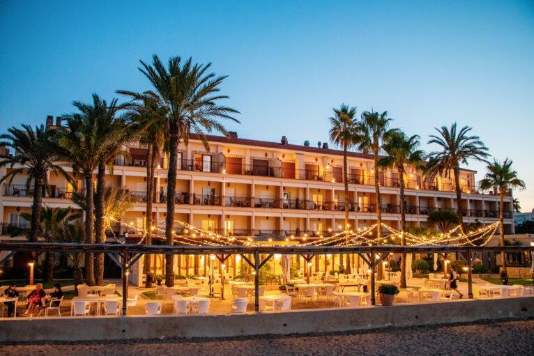 Vacaciones en Dénia en Hotel Los Angeles