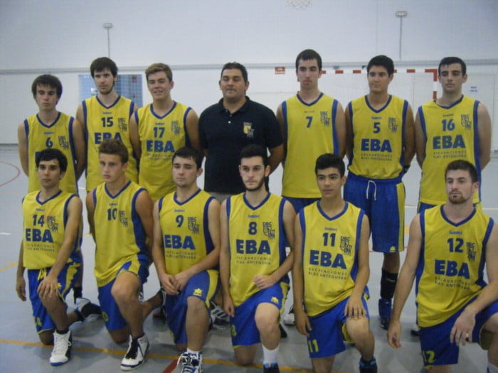 First Zonal Basketball Dénia is a springboard for the first team