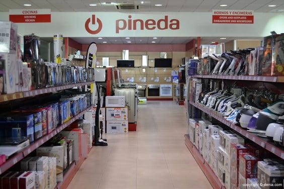 Electrodomésticos Pineda