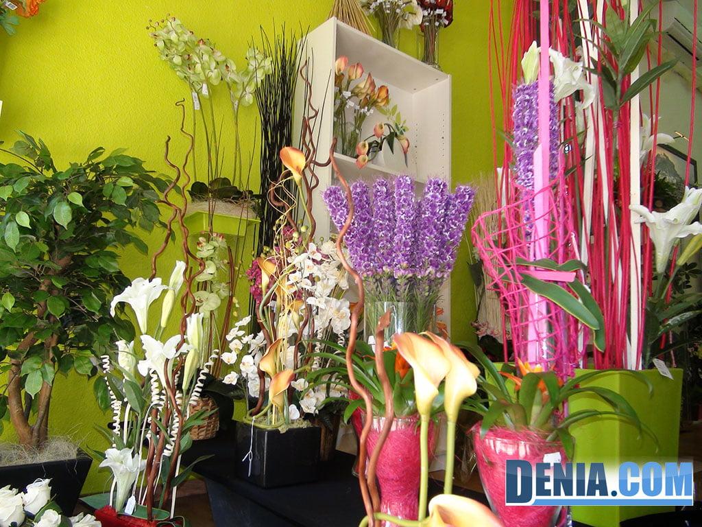 en floristera orqudea todo tipo de composiciones florales decorativas - Composiciones Florales