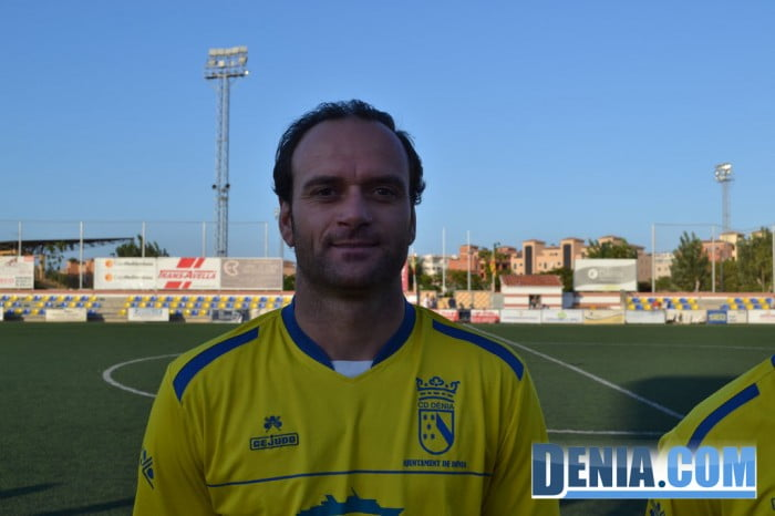 Gervasio's goal earned the Denia to win