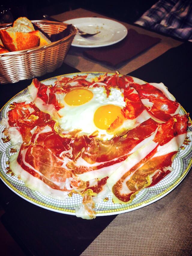 Huevos rotos – La Cuina de Pepa