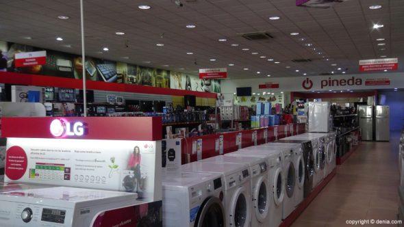 Pineda - Tienda en Dénia