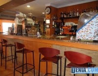 Restaurante Club de Tenis Dénia, en camí del Llavador, en Club de Tenis Dénia