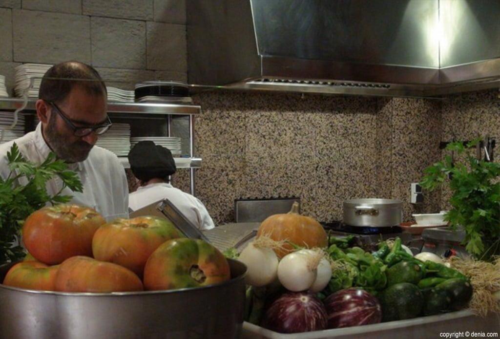 Restaurante El Mosset Dénia
