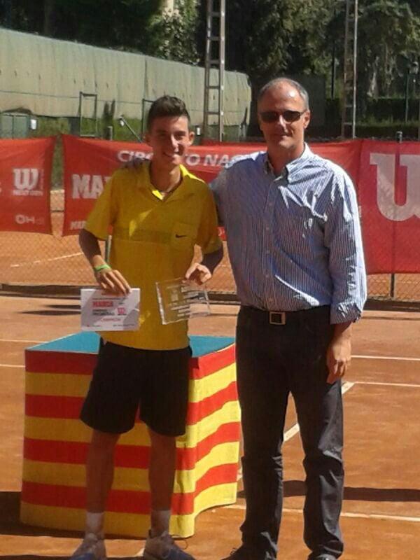 Sergio Pérez seran al Màster Sub 16 a València