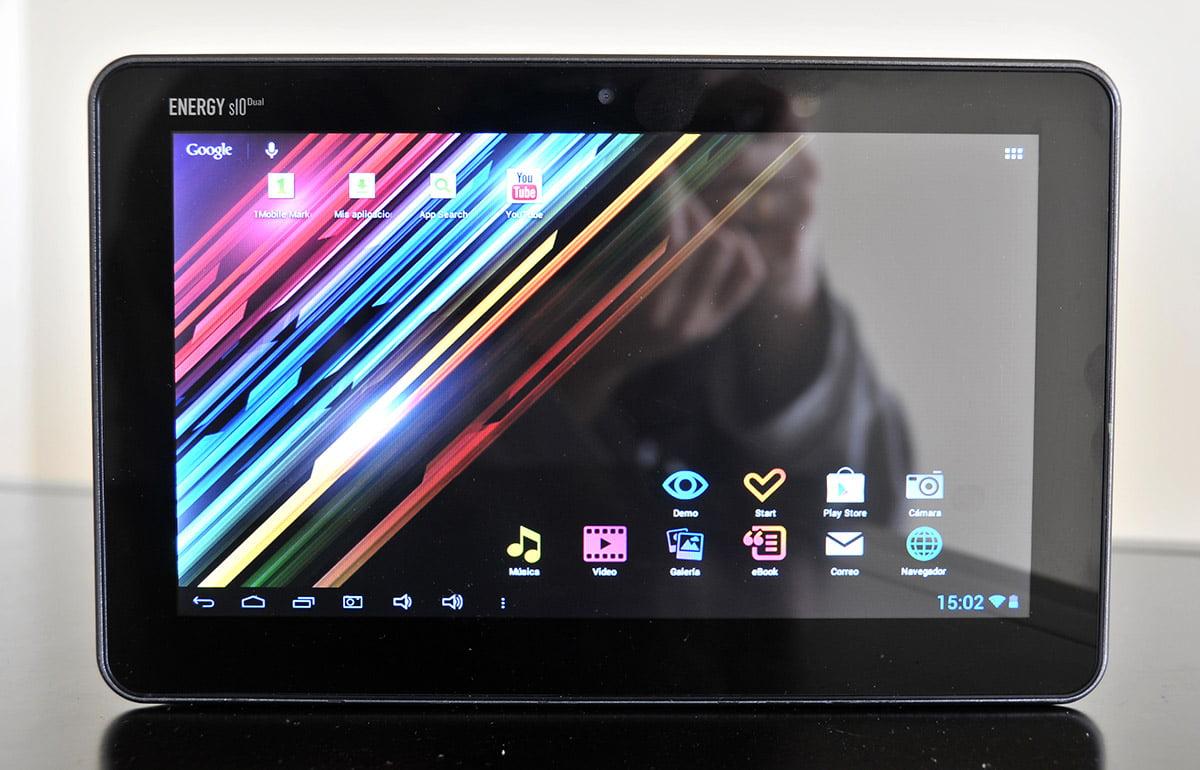 Tablet Energy Sistem Pineda