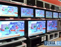 Televisores en Electrodomésticos Pinda
