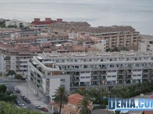 Urbanismo en Dénia