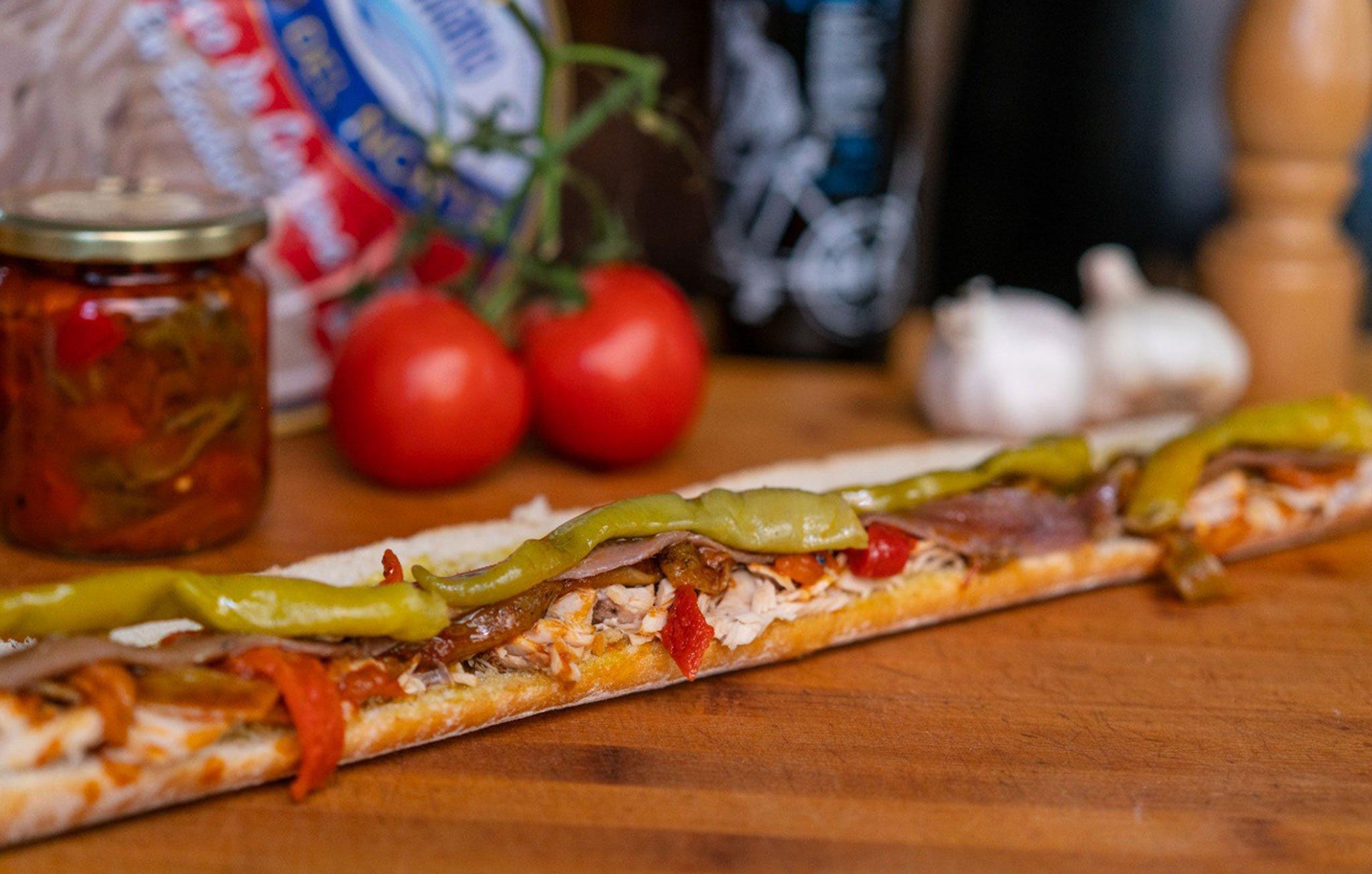 Sandwich El Mosset