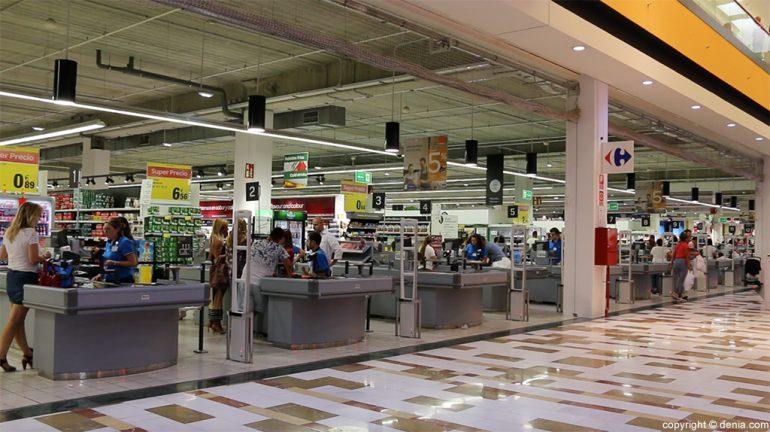 Carrefour Portal de la Marina