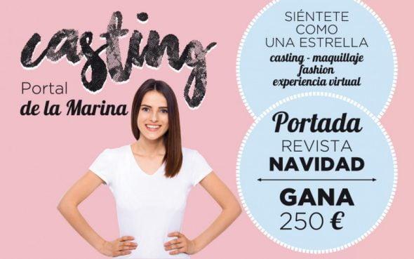 casting modelos Portal de la Marina