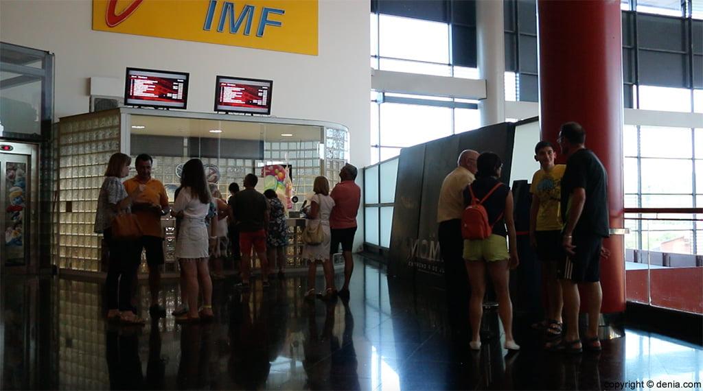 Cinemes IMF Portal de la Marina