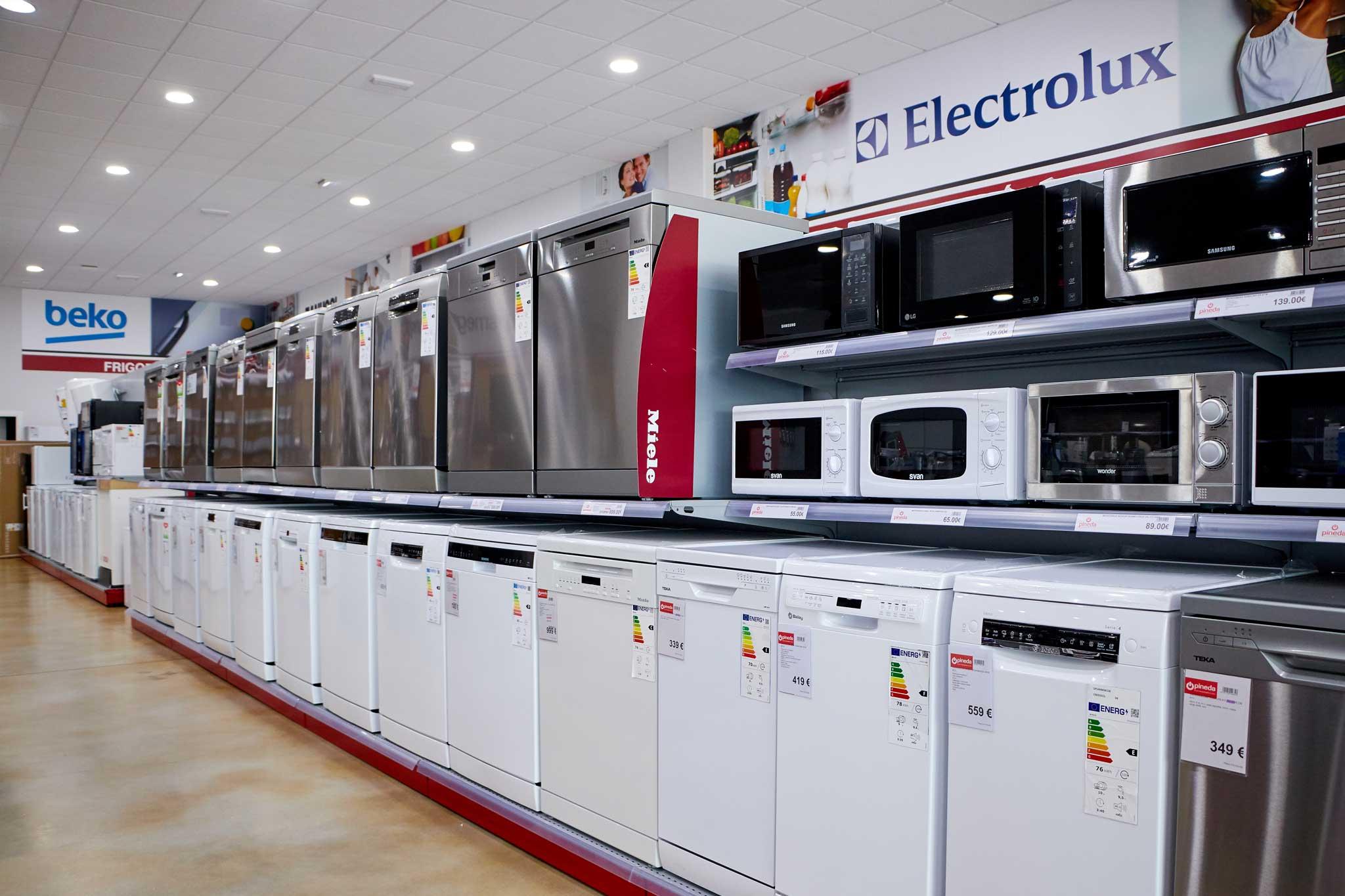 Comprar lavadora Denia – Electrodomesticos Pineda