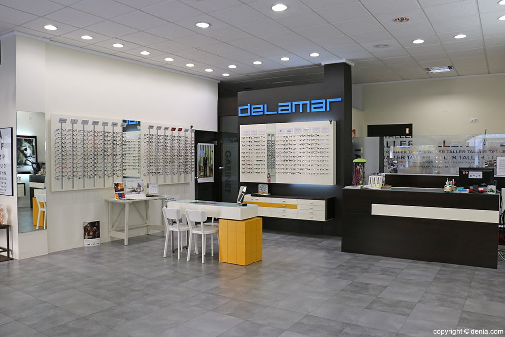Delamar Òptics gafas