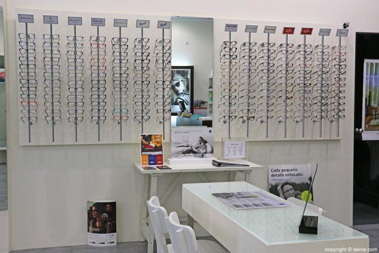 Delamar Òptics variedad gafas