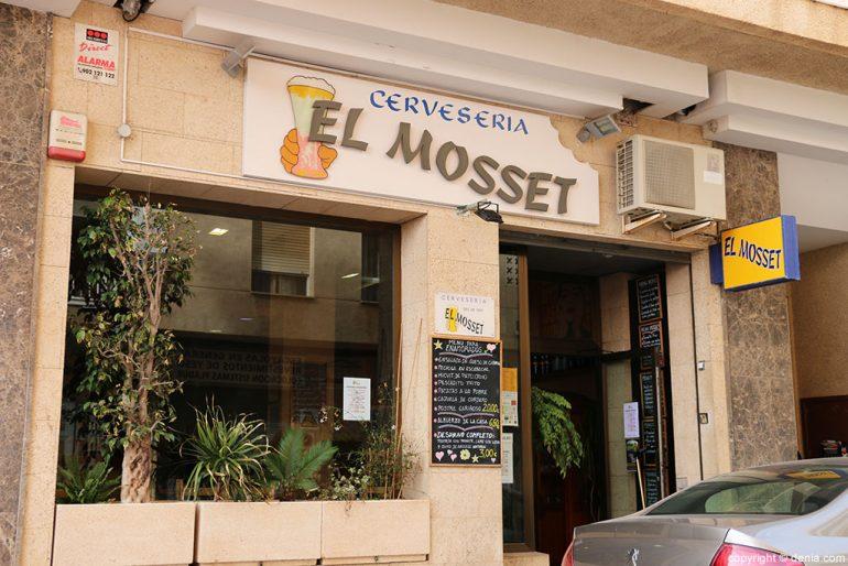 El Mosset entrada