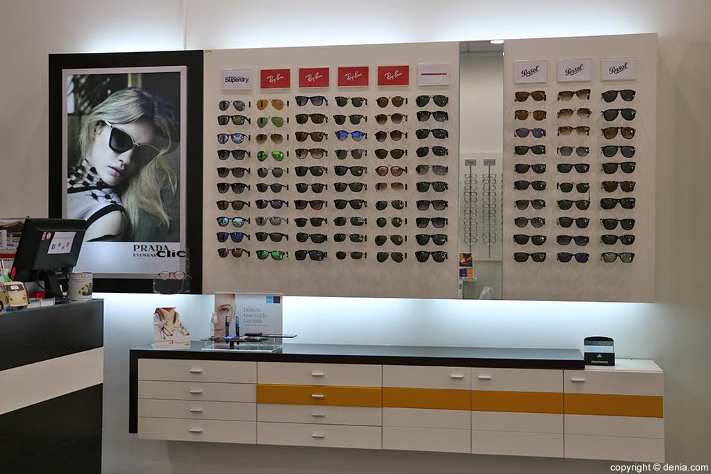 Gafas sol Delamar Òptics gafas
