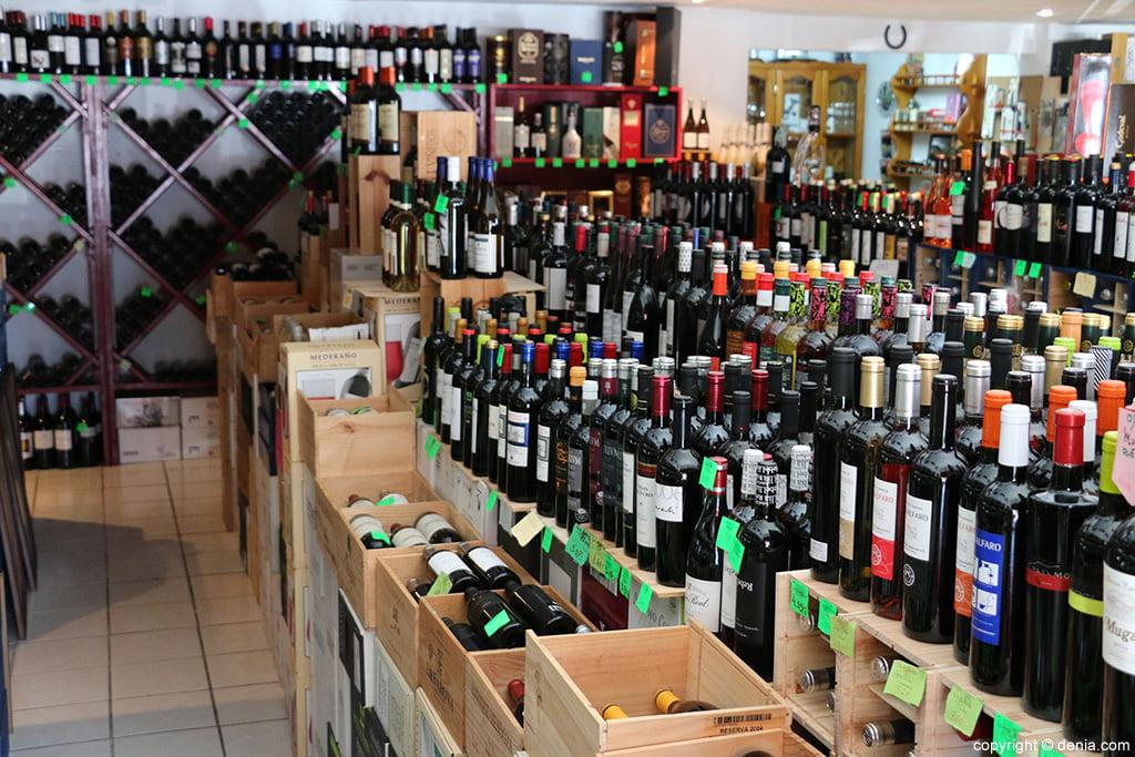 La Bodega de Luis vins