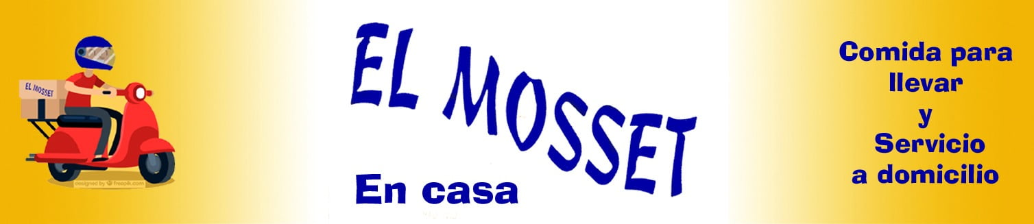 Logo The Mosset at home