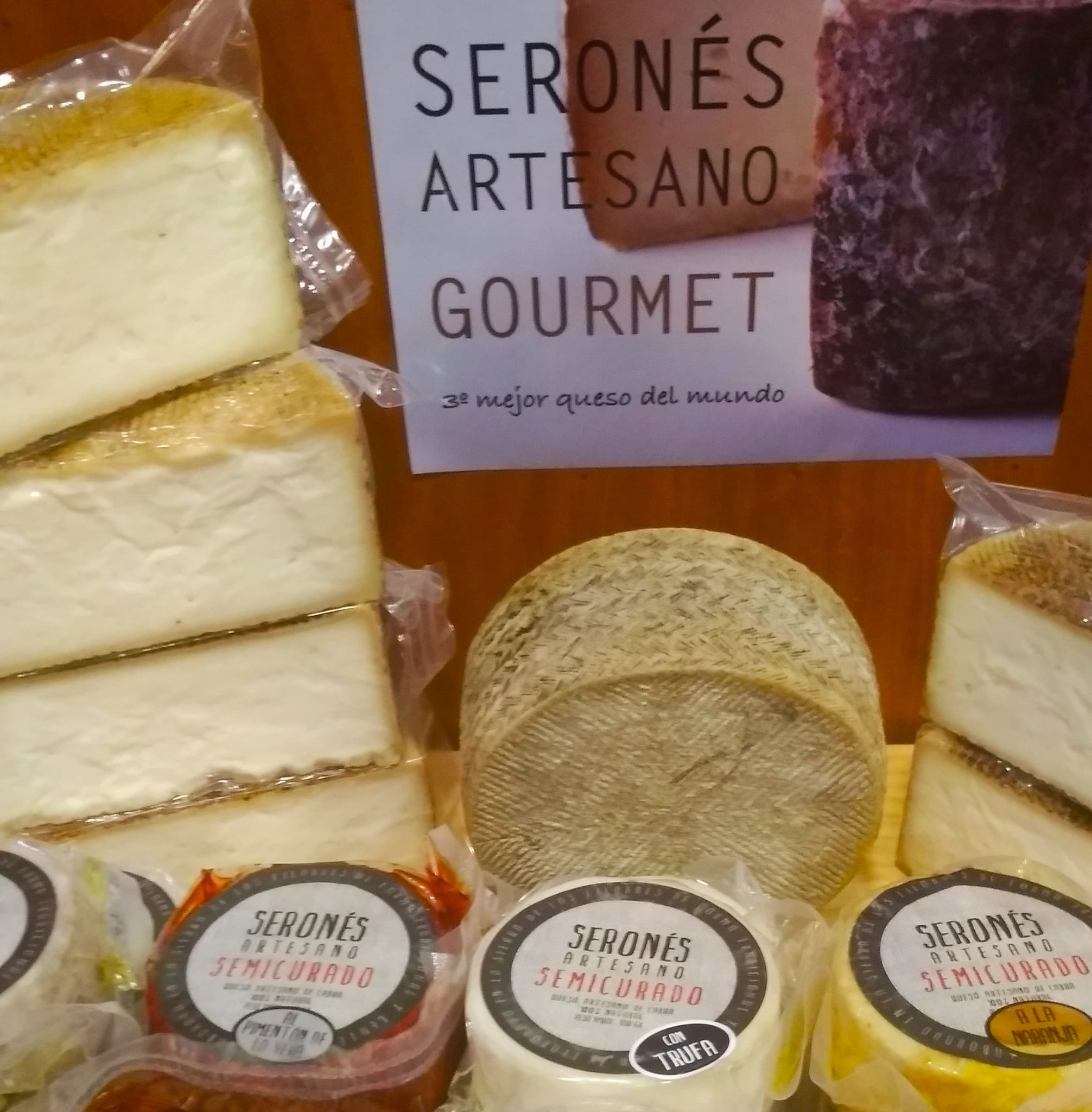 Fromages El Mosset