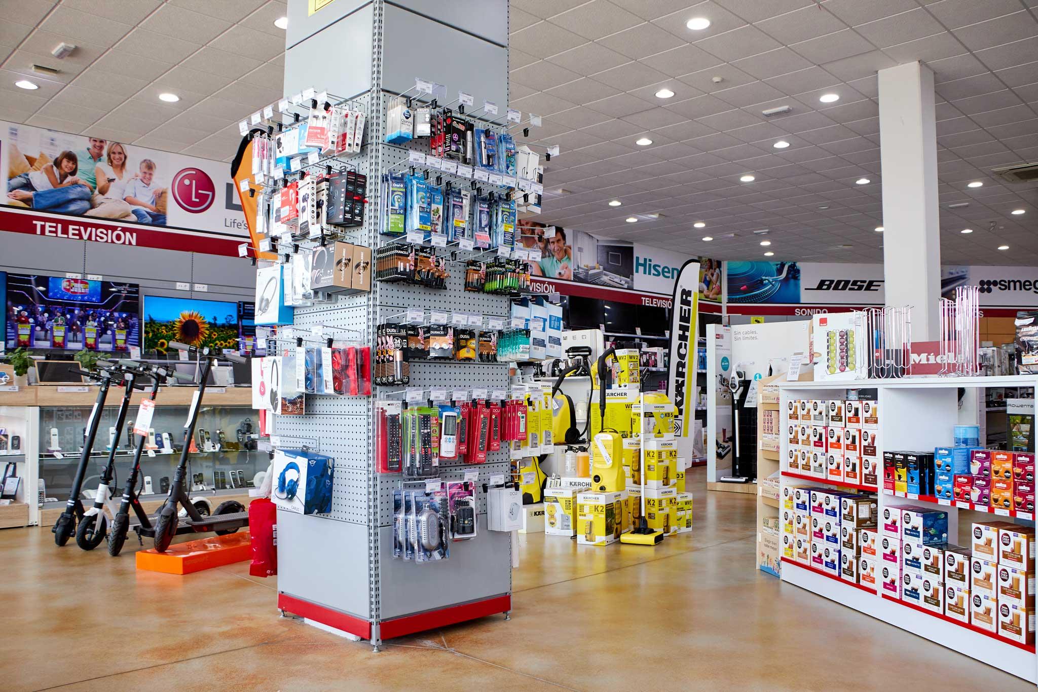 Tienda electrodomesticos Denia – Electrodomesticos Pineda