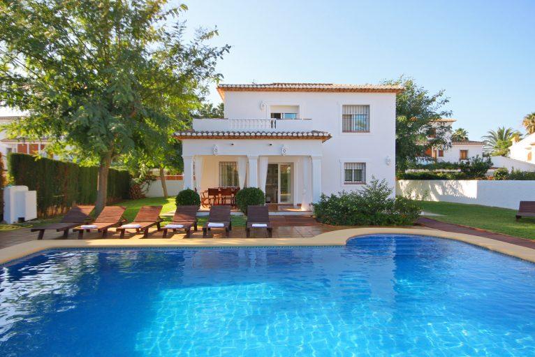 Lloguer de vacances de propietats a Espanya