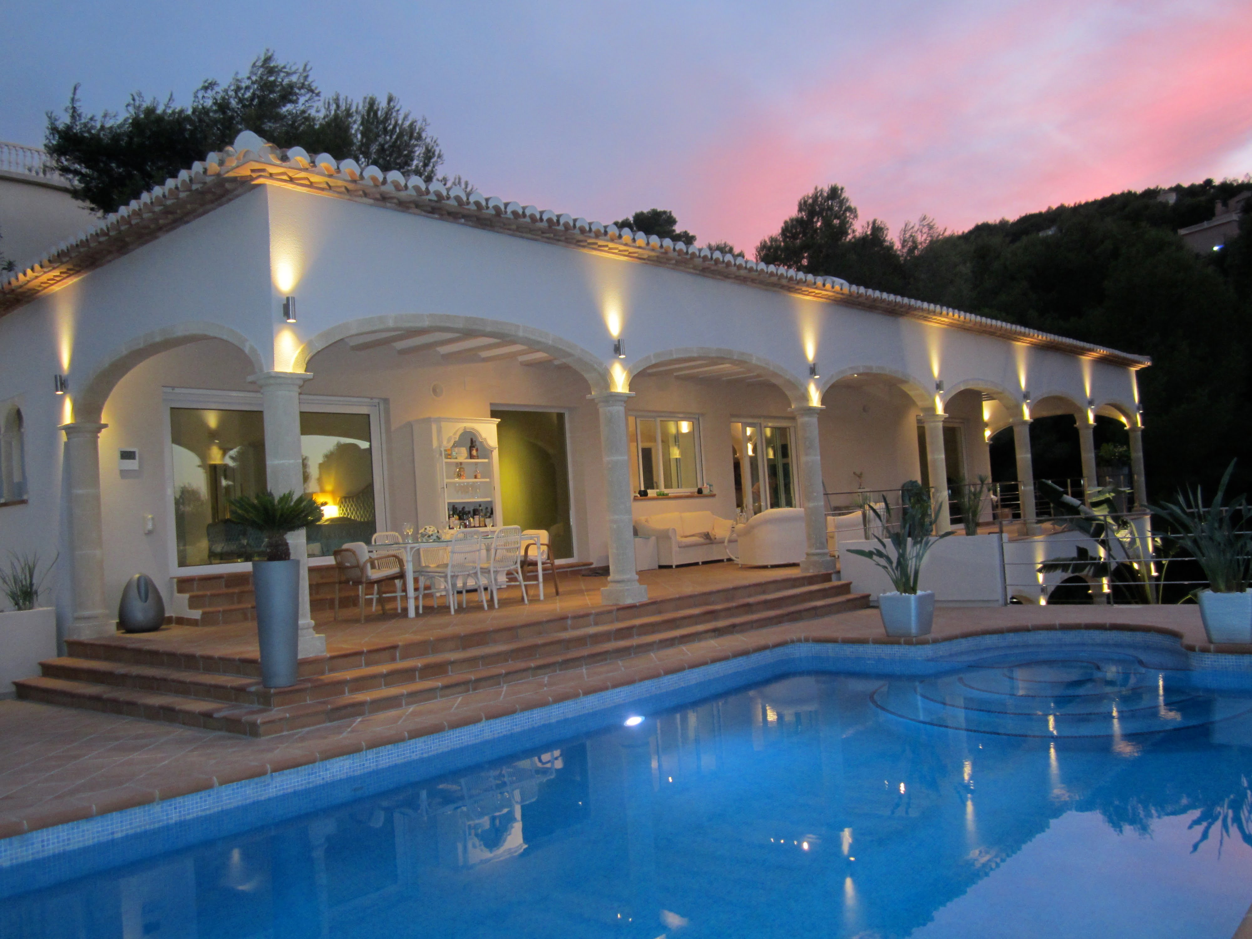 Holiday rentals in Spain