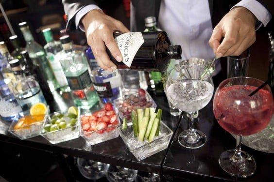 El Gin Tonic perfecto infusionado con mezclas aromáticas Te Tonic