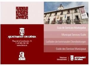 Guía de Servicios para nuevos residentes extranjeros en Dénia