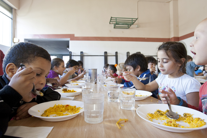 Comedor Dga Ni Os Colegio 27 9 2011 Foto Asier Alcorta