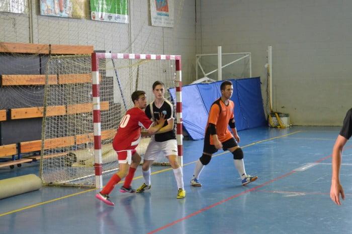 Toni Vargas y Borja fueron los goleadores del Paidos-F.Fernández