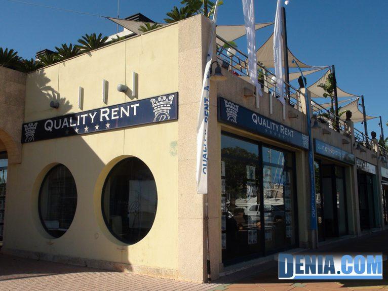Quality Rent en Puerto Deportivo Marina de Dénia