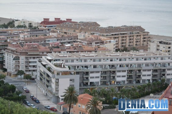 Tributación de nuevas viviendas en Dénia
