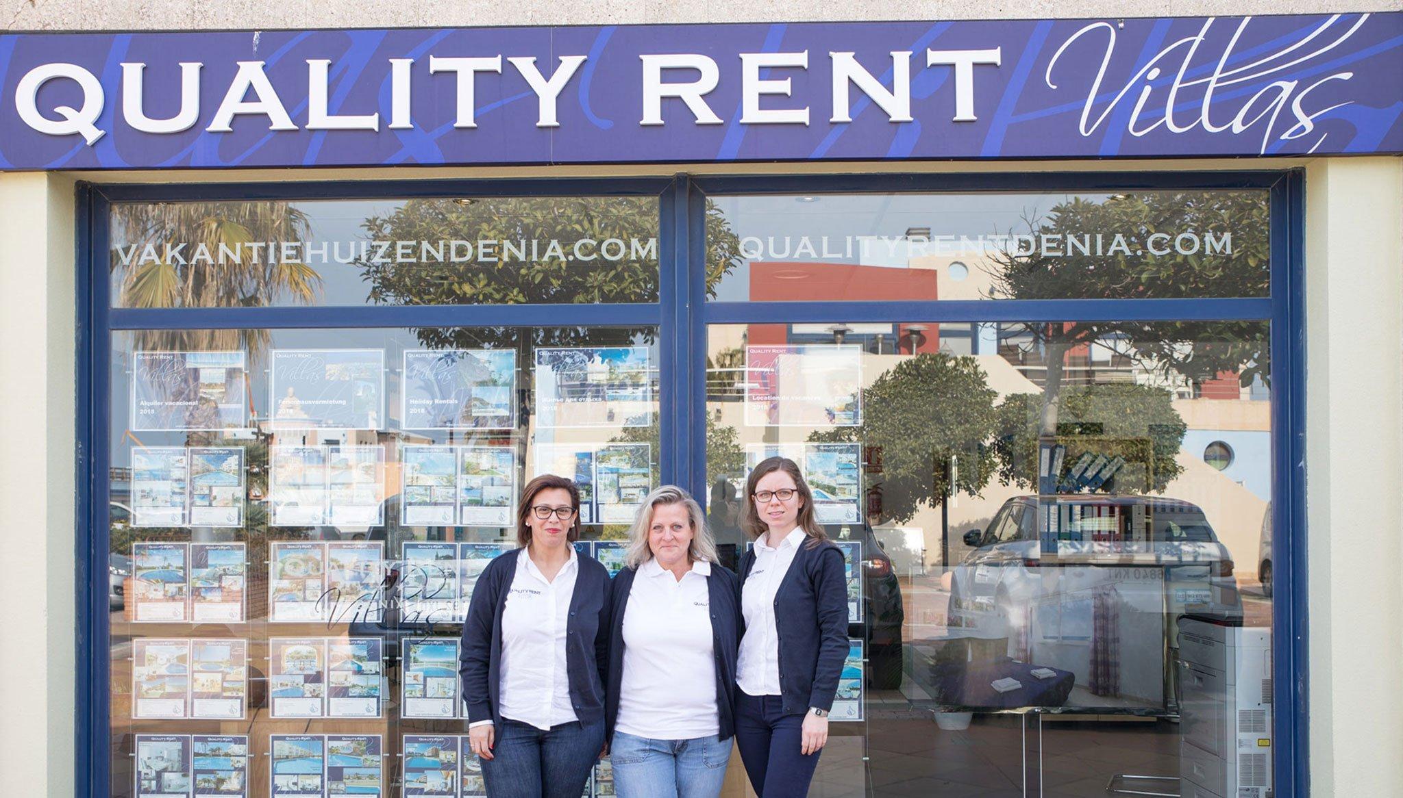 Equip professionals Quality Rent a Vila