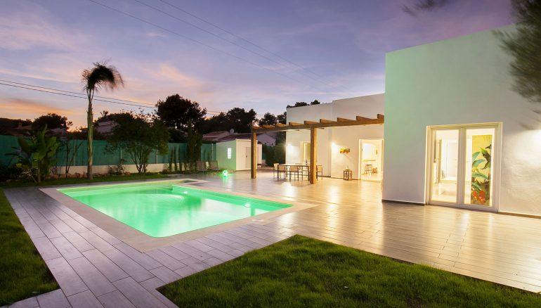 Exterior increíble chalet - Quality Rent a Villa